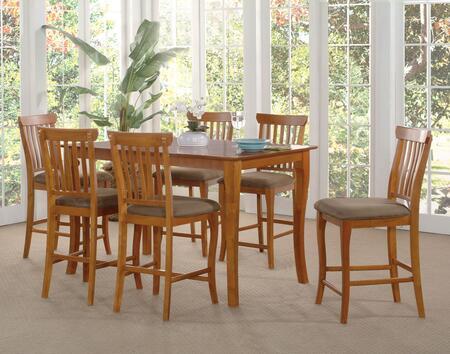 Atlantic Furniture VENETIAN5454BTDTAW