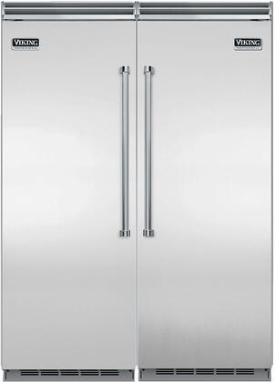 Viking 734339 5 Side-By-Side Refrigerators