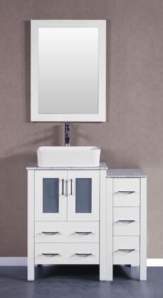 Bosconi Single Vanity