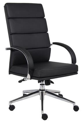 "Boss B9401BK 30.5"" Adjustable Contemporary Office Chair"