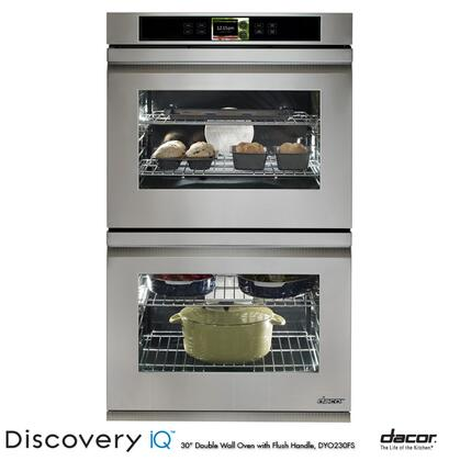 "Dacor DYO230FS 30"" Double Wall Oven, in Stainless Steel"