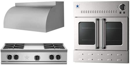 BlueStar 751151 Kitchen Appliance Packages