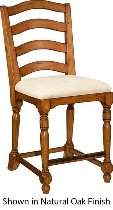 Broyhill 4177591 Attic Heirlooms Heritage Series Residential Fabric Upholstered Bar Stool