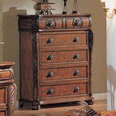 Yuan Tai RC8005CH Rockport Series Wood Chest