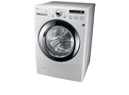 Lg Wm2301hw 4 2 Cu Ft Front Load Washer In White