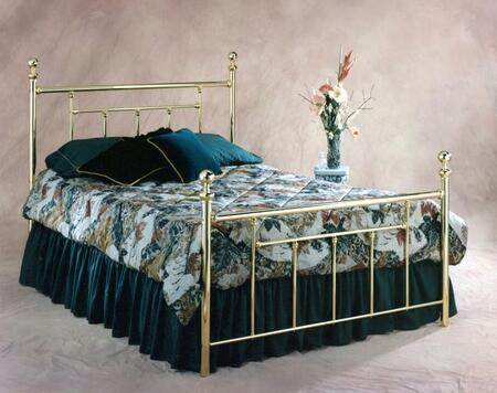 Hillsdale Furniture 1037BK2 Chelsea Series  King Size Poster Bed