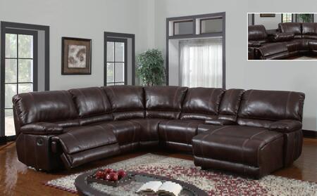 Global Furniture USA U1953SCRLCH  Sofa