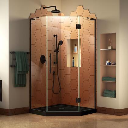Prism Plus Shower Enclosure RS18 22P 23D 22P 09 88B E