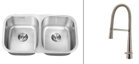 Ruvati RVC2524 Kitchen Sink