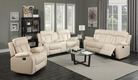 Meridian 645BESLC Avery Living Room Sets
