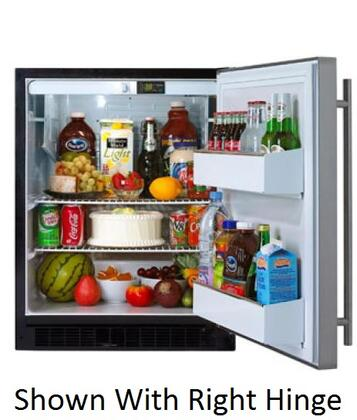 Marvel 6ADAMBSFLL  Built In Counter Depth Compact Refrigerator with 5.3 cu. ft. Capacity, 2 Wire Shelves