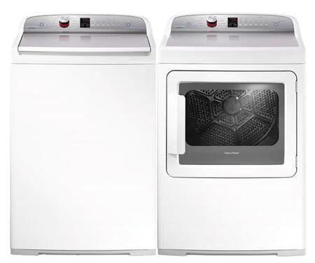 Fisher Paykel 602745 AquaSmart Washer and Dryer Combos
