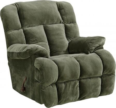 Catnapper 65417233415 Cloud 12 Series Transitional Fabric Metal Frame  Recliners