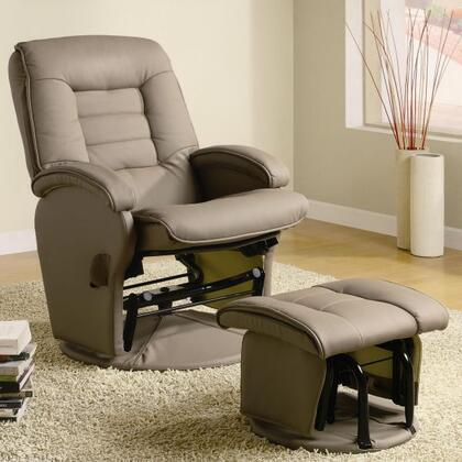 Coaster 600166 Casual  Recliners