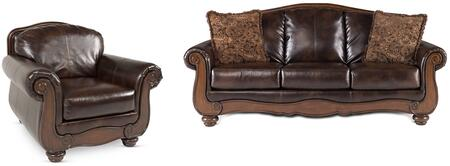 Signature Design by Ashley 55300SC Barcelona Living Room Set