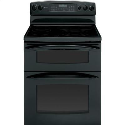 GE PB975DTBB Profile Series Electric Freestanding