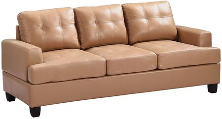 Glory Furniture G581AS  Stationary Bycast Leather Sofa