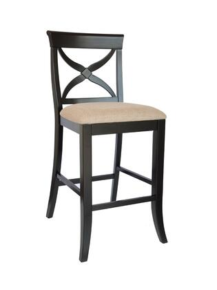 Powell 502915 Miscellaneous Bars & Game Room Series  Bar Stool