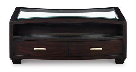 Magnussen T194543 Areva Series Transitional  End Table