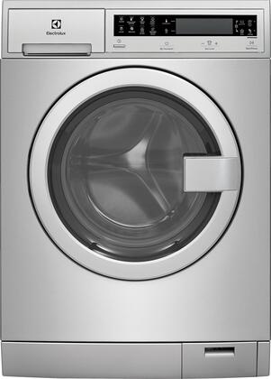 """Electrolux EFLS210TIx 24"""" Compact Washer With IQ-Touch Controls, Perfect Steam, 2.4 cu. ft. Capacity, ExpertCare Wash System, Energy Star Certified, 1400 RPM, in"""