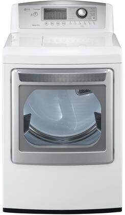 LG DLEX5170W Electric Dryer