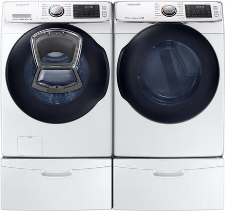 Samsung 691567 Washer and Dryer Combos