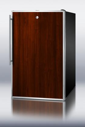 "Summit SWC525LDSFRADA 19.38"" Wine Cooler"