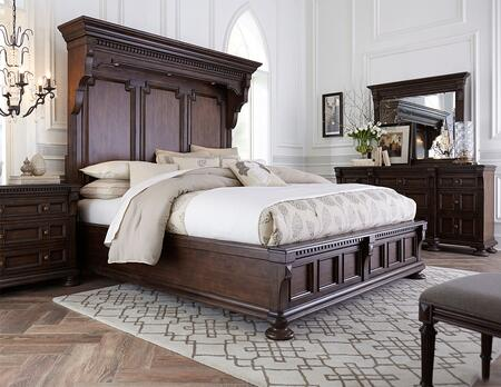 Broyhill 4912QMBNDMS Lyla Queen Bedroom Sets