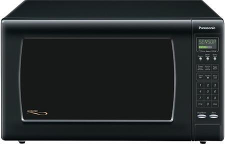 Panasonic NNH965BF Countertop Microwave, in Black