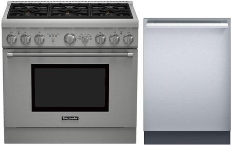 Thermador 716483 PRO Harmony Kitchen Appliance Packages
