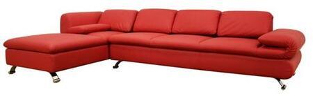 Wholesale Interiors SF492CREDSET Misha Series  Sofa