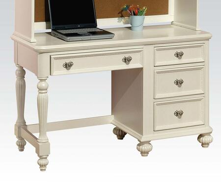 Acme Furniture 30014 Athena Series Desk  Wood Desk