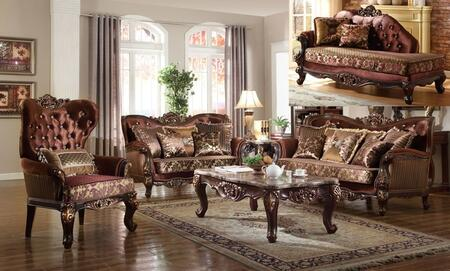 Meridian 685SLCCH Lyon Living Room Sets