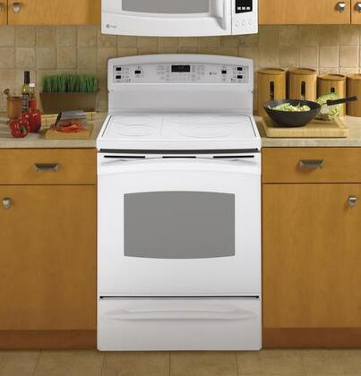 GE PB920TPWW Profile Series Electric Freestanding |Appliances Connection
