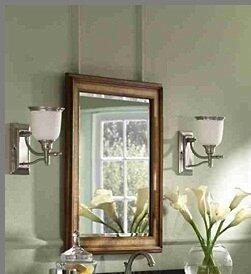 Kaco 19002200OB  Rectangular Portrait Mirror