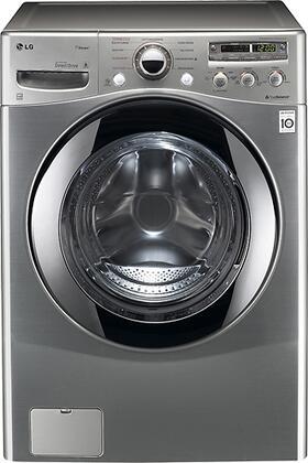 LG WM2655HVA Steamwasher Series Front Load Washer
