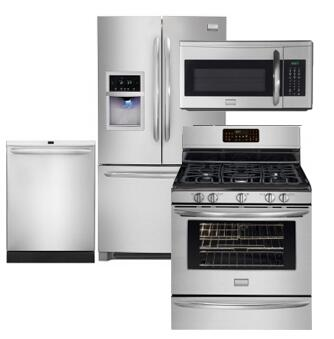 Frigidaire 294034 Gallery Kitchen Appliance Packages