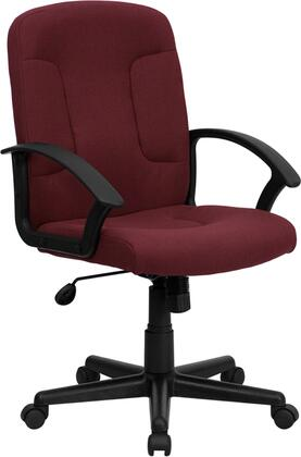 "Flash Furniture GOST6BYGG 26.5"" Contemporary Office Chair"