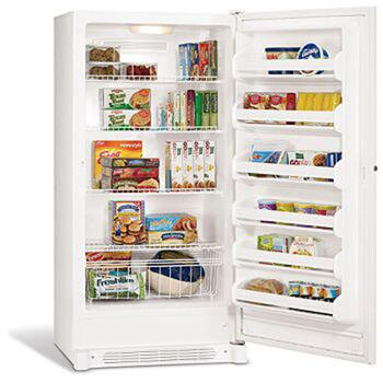 Summit WMV14  Freezer with 14.1 cu. ft. Capacity