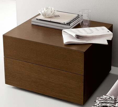 Rossetto T286200000011 Infinity Series  Wood Night Stand