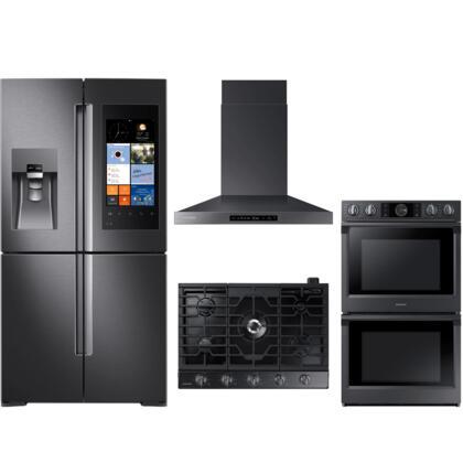 Samsung Appliance 714514 Black Stainless Steel Kitchen Appli