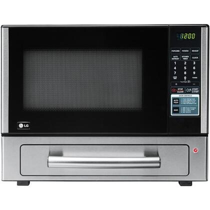 LG LCSP1110ST Countertop Microwave, in Stainless Steel