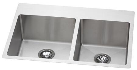 Elkay EFRTUO332210RMR2 Kitchen Sink