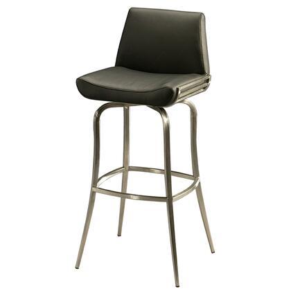 Pastel Furniture QLDG2193 Degorah 26 in. Counter Height Swivel Barstool