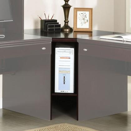 Acme Furniture 92033 Cape Series Corner Desk  Wood Desk