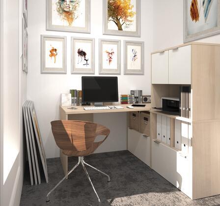 Bestar Furniture 150854 i3 by Bestar L-Shaped desk