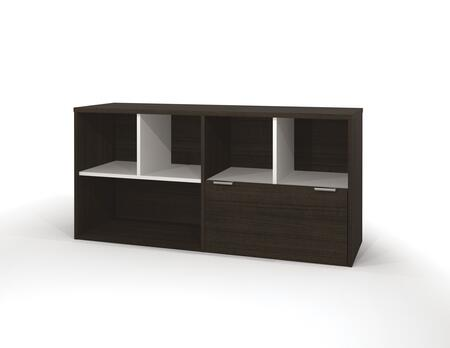 Bestar Furniture 50610 Contempo Credenza with one drawer