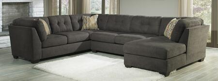 Sectional Sofa in Steel