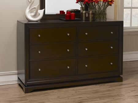 Lifestyle Solutions 420P6DDRTC  Wood Dresser