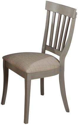 Jofran 771814KD Casual Fabric Wood Frame Dining Room Chair